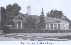 First Reformed Church of Detroit on Eastburn Avenue