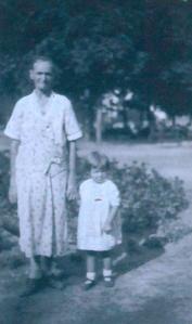 Adrianna Smouter circa 1929